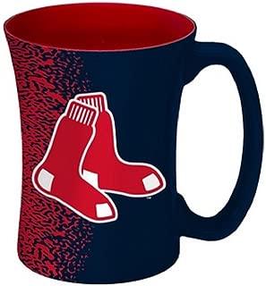 MLB Boston Red Sox Mocha Mug, 14-ounce