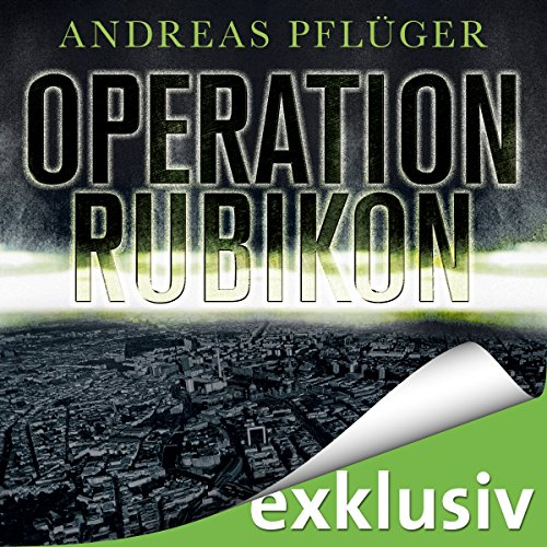 Operation Rubikon audiobook cover art