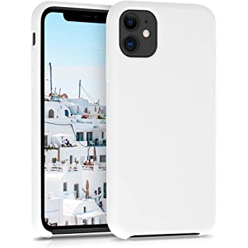 Coque iPhone 11KENZO Motif Blanc Silicone en GEL TPU Souple Coque Compatible iPhone 11