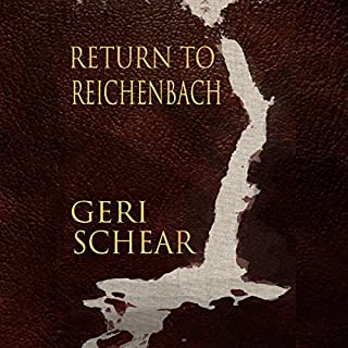 Return to Reichenbach audiobook cover art