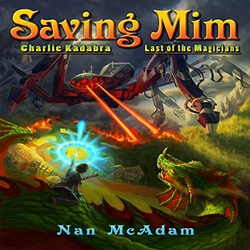 Saving Mim audiobook cover art