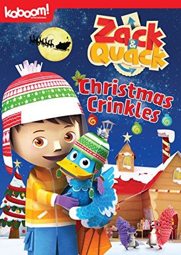 Zack & Quack - Christmas Crinkles [USA] [DVD]