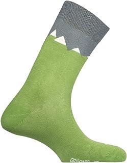 Mund Socks, Calcetines de vestir de hombre Nature con Algodón Orgánico