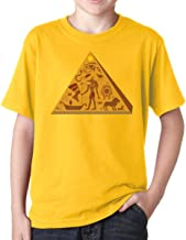 Egyptian Theme Boys T-Shirt Youth Kids