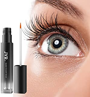 JVR Eyelash Growth Serum 3ml, Ögonfransserum för Längre, Starkare och Tätare Ögonfransar och perfekta Ögonbryn, Ögonfransa...