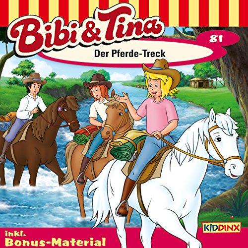 Der Pferde-Treck Titelbild