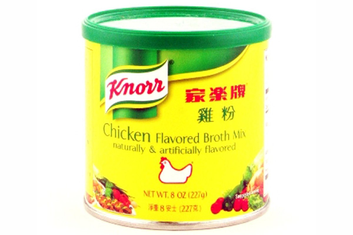 Chicken Flavored Broth Mix Bargain sale Artificially Naturally - 5 ☆ popular