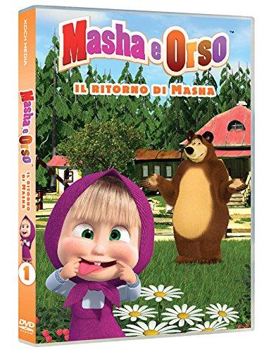 Masha E Orso - Il Ritorno Di Masha [DVD]
