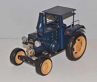 Blechtraktor Nostalgie Modellauto Oldtimer Porsche Super L 319 Traktor L 28 cm