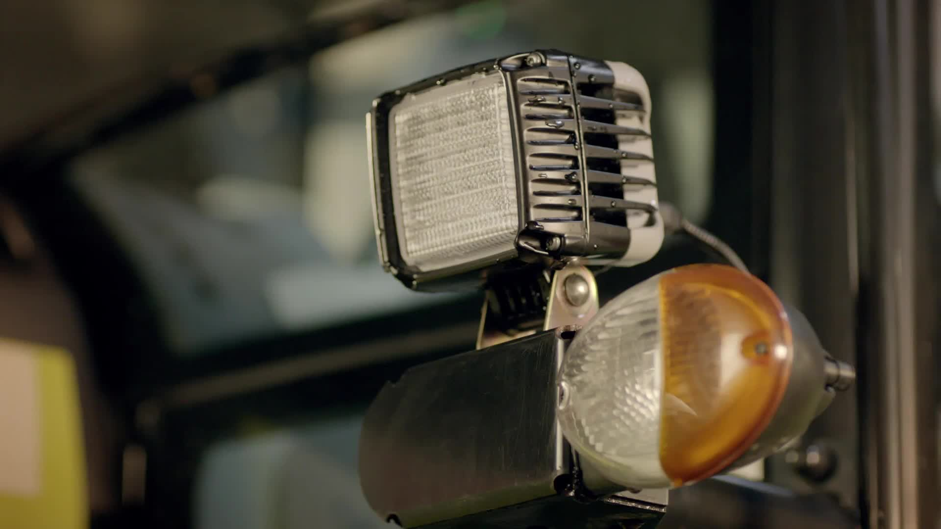 Hella 1ga 995 506 011 Arbeitsscheinwerfer Ultra Beam Led 12v 24v 2000lm Anbau Hängend Nahfeldausleuchtung Deutsch Auto