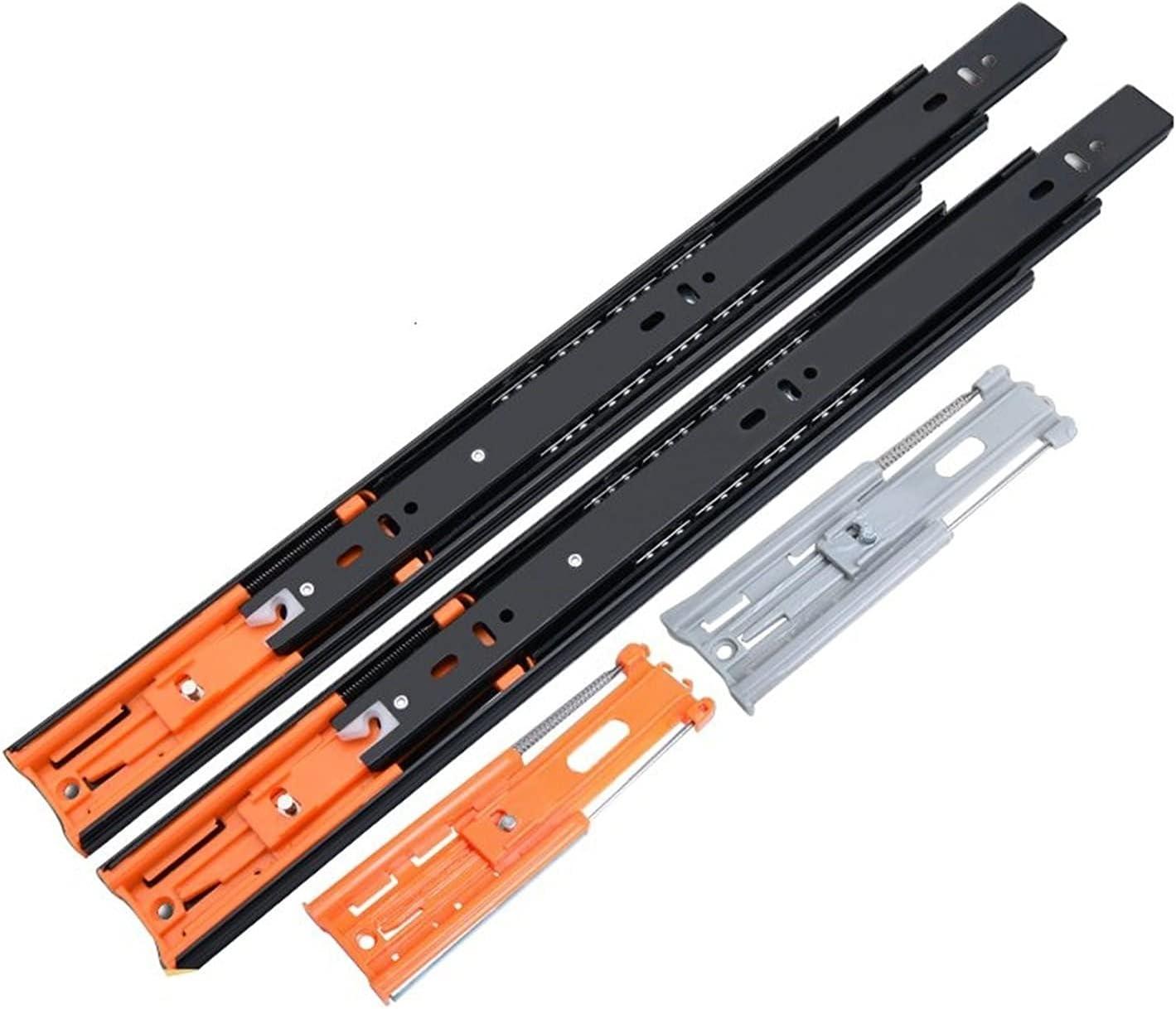 Under blast sales weijiban Drawer Rail 45mm Slide - Thickened Max 80% OFF Three Se