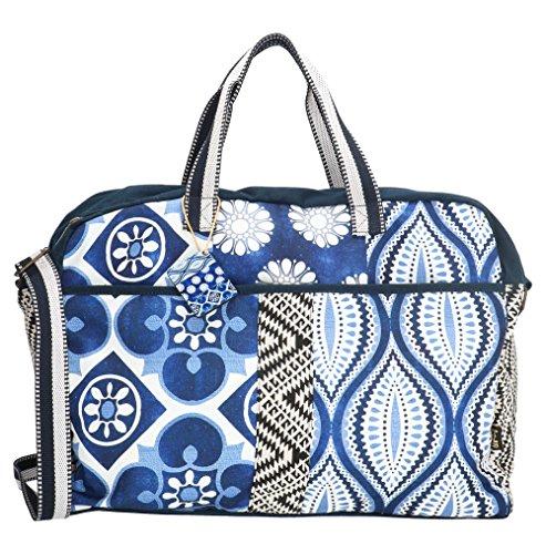 PE Florence PE FLORENCE Weekender BLUE BATIK blau Reisetasche Strandtasche Badetasche