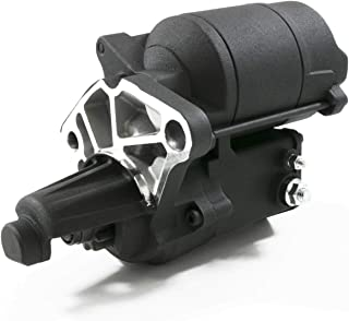 "A-Team Performance 1.9 HP Mini Starter Compatible with Chrysler BB ""B"", ""RB"" V8, Inline 6, SB ""LA"" V8, All Black"