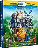 El Origen De Los Guardianes (DVD + BD + BD 3D)...