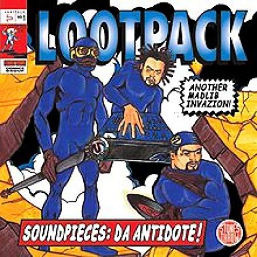 Soundpieces: Da Antidote + Bonus Cd