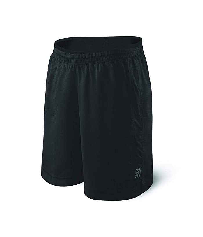 SAXX UNDERWEAR Kinetic 2N1 Train (Blackout) Men
