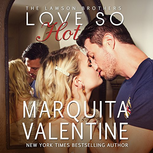 Love So Hot audiobook cover art