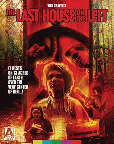 The Last House On The Left (3-Disc Limited Edition) [Blu-ray]