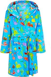 بنين بنات أردية حمام طفل رضيع أردية مقنعين أفخم لينة المرجان الصوف بيجامة ملابس نوم للبنات والأولاد
