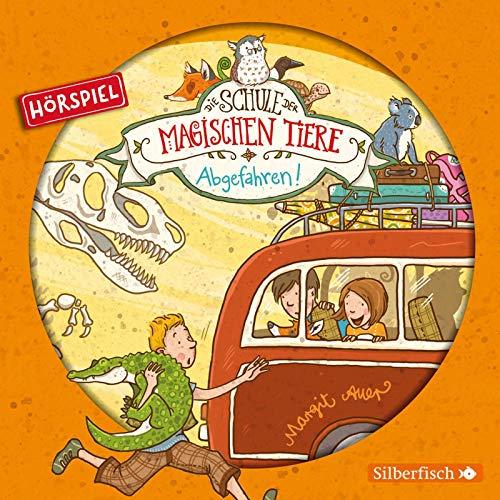 Die Schule der magischen Tiere - Hörspiele 4: Abgefahren! Das Hörspiel: 1 CD (4)