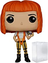 Funko Pop! Movies: The Fifth Element - Leeloo Vinyl Figure (Includes Compatible Pop Box Protector Case)
