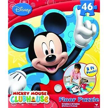 46 Piece Cardinal Industries 6029968 Doc McStuffins Floor Puzzle