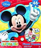 Mickey Club House Floor Puzzle, 46-Piece