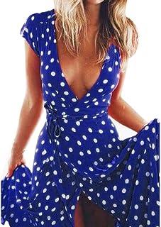 9e366a9aa3d47 Amazon.com  Polka Dot - Club   Night Out   Dresses  Clothing