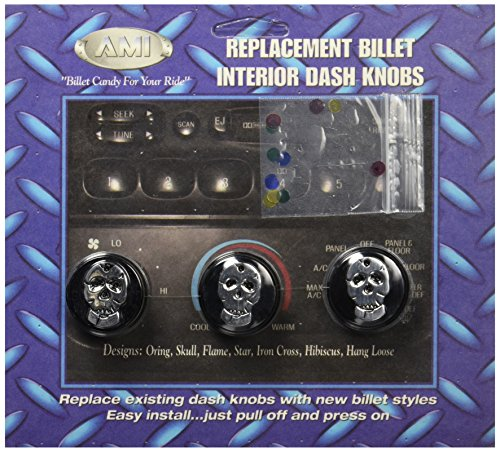 All Sales 9400SKK Heater Control Knob