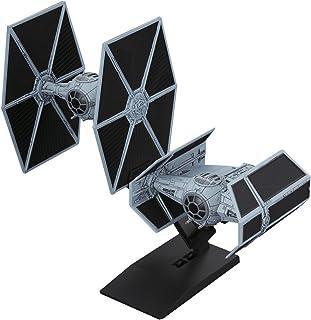 Star Wars Tie Advanced x1 and Tie Fighter Set, Bandai Star Wars 1/144
