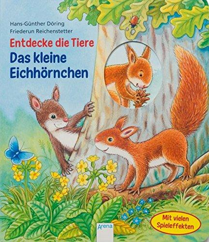 Das kleine Eichhörnchen: Entdecke die Tiere