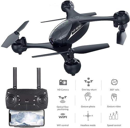TLgf Faltbare Drohne, WiFi FPV RC-Selbstausl r mit HD-Kamera, Geste, optischer Fluss, Positionierungsdrohne, H neinstellung EIN-Knopf-Abheben