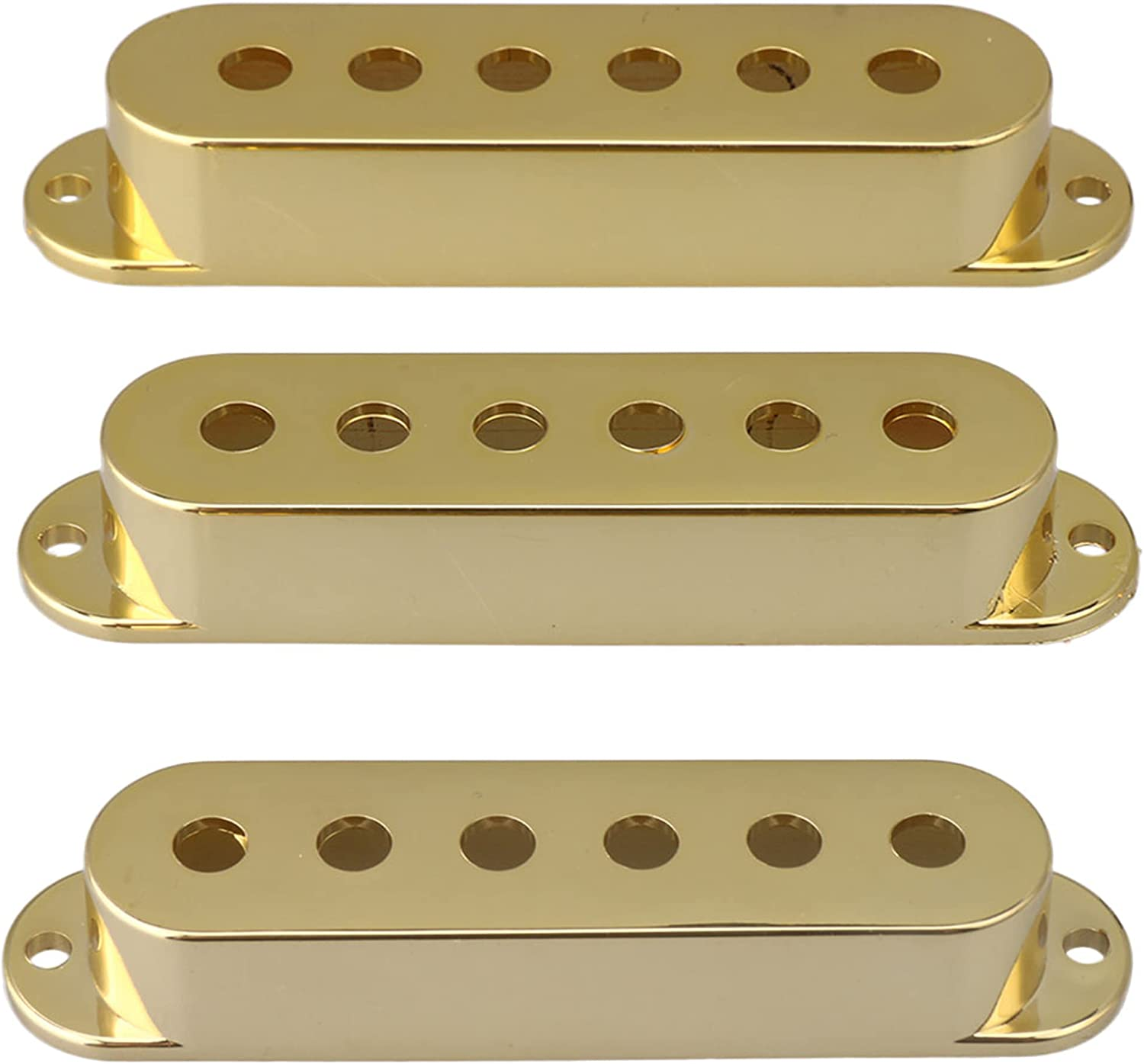 3PCS Single Coil Max 61% OFF Recommendation Guitar Pickup Covers 50 Spacing Electric for 48