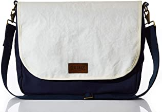 product image for Sea Bags Recycled Sail Chebeague Messenger Bag