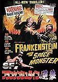 SF フランケンシュタインの逆襲[DVD]