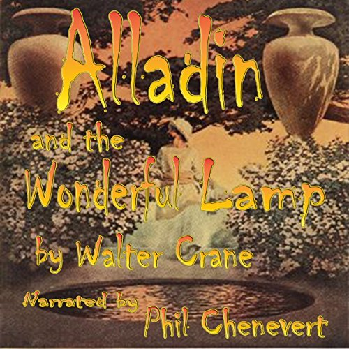 Alladin and the Wonderful Lamp cover art