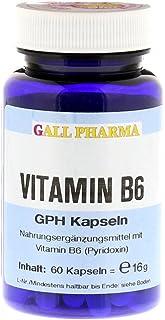 GALL PHARMA Vitamin B6 GPH Kapseln. 90 pzas Cápsulas