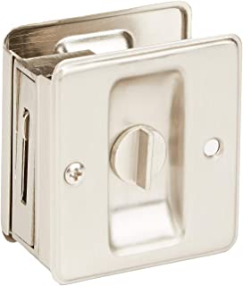 Best pocket door privacy lock with pull Reviews