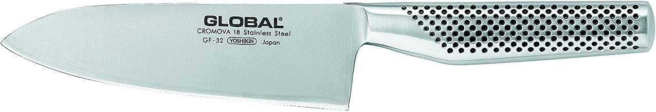 Global GF-32 Classic Kitchen Knife, Stainless Steel
