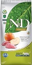 Farmina Natural & Delicious Grain Free Boar and Apple Adult Cat, 11 lb bag