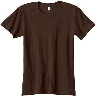 880 Ladies Ringspun Cotton Fashion Fit T-Shirt