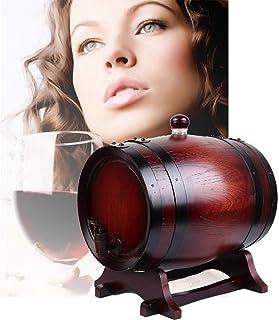 yunyu Tonneau de vin en Bois de chêne Vintage, fabriqué à la Main à l'aide de chêne Blanc, pour Le vieillissement en Baril...