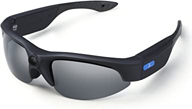 Ultra Wide Angle 8GB 1080P HD Camera Glasses Video Recording Sport Sunglasses DVR Eyewear Sports Action Camera
