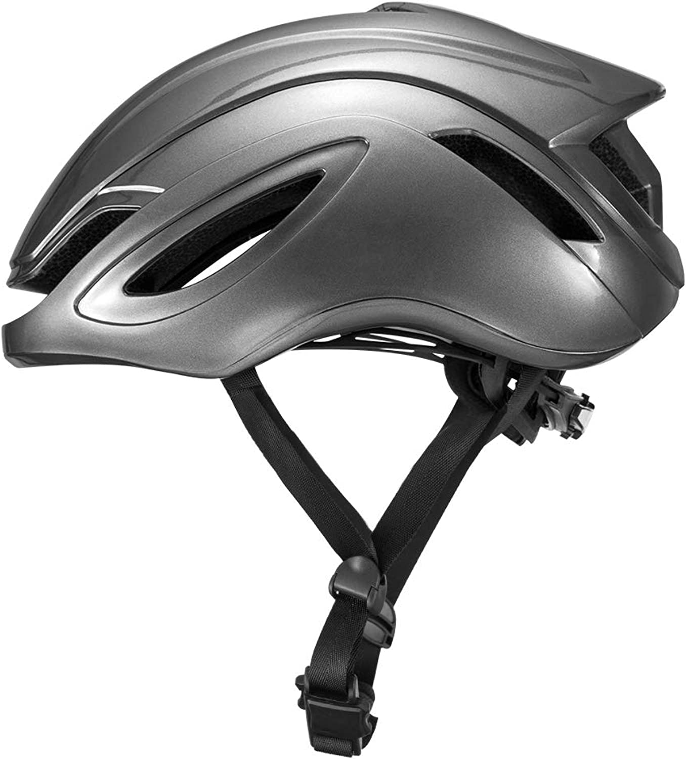ROCK BROS Aero Road Bike Helmet TT Triathlon Aero Cycling Helmet Adjustable M L for Road Race Mountain Bikes Men Women