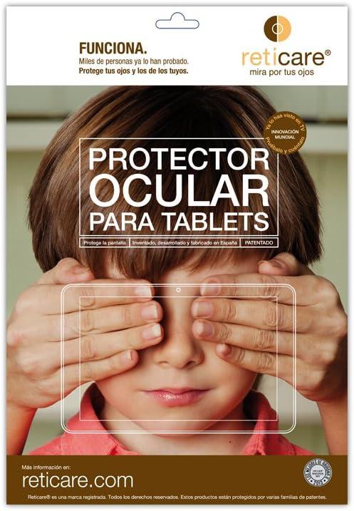 RETICARE 350T-0301-B - Protector de Ojos Compatible con Microsoft Surface/Pro/Pro 2, Medio