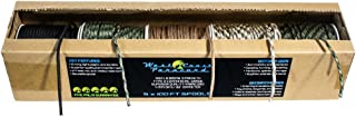 featured product West Coast Paracord Variety Supplies Type III 550 Paracord Box Set – Basic Camo, Iron, Neon, or Primary – 100 Foot Spool of 5 Colors