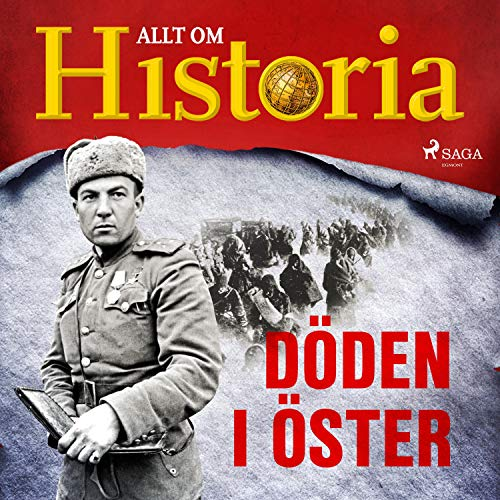 Döden i öster audiobook cover art