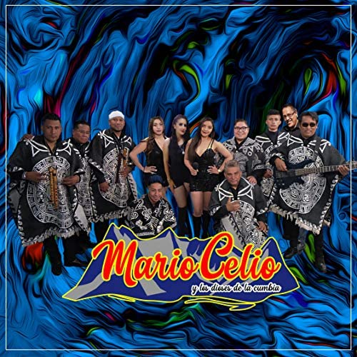 Mario Celio y los dioses de la cumbia