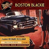 Boston Blackie audio book