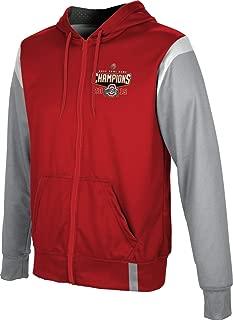 School Spirit Sweatshirt Ohio State University Mens Pullover Hoodie Old School ProSphere Rose Bowl 2019
